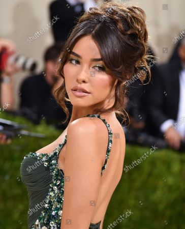 Editorial image of Costume Institute Benefit celebrating the opening of In America: A Lexicon of Fashion, Arrivals, The Metropolitan Museum of Art, New York, USA - 13 Sep 2021