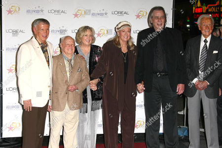 Roger Williams, Mickey Rooney, Jan Rooney, Diane Ladd, Jim Ladd
