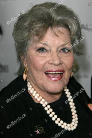 Stock Photo of Patti Page