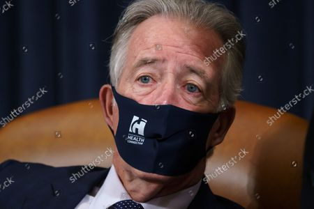 House Ways and Means Committee Chairman Richard Neal, D-Mass., begins a markup session as the tax-writing panel continues work on a sweeping proposal for tax hikes on big corporations and the wealthy to fund President Joe Biden's $3.5 trillion domestic rebuilding plan, at the Capitol in Washington