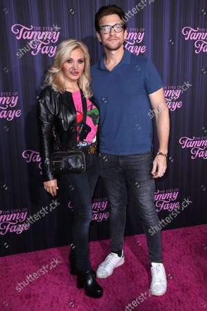 Editorial image of 'The Eyes of Tammy Faye' film premiere, Arrivals, New York, USA - 14 Sep 2021