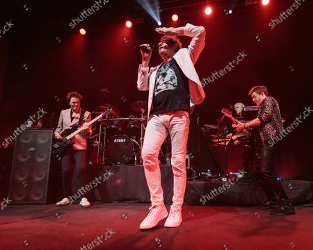Duran Duran - John Taylor, Simon Le Bon Nick Rhodes and Dominic Brown