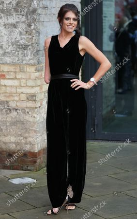 Lauren Steadman attends The Sun's Who Cares Wins Awards at The Roundhouse, Camden, London, UK, on the 14th September 2021.Picture by James Whatling