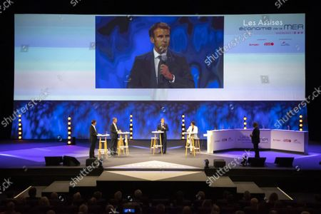 Emmanuel Macron, Annick Girardin