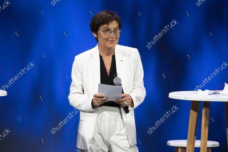 Stock Photo of Annick Girardin