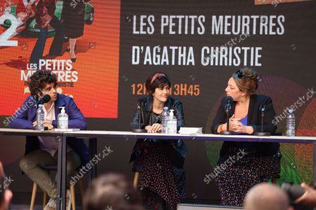 Editorial image of Series Mania Festival, Lille, France - 01 Sep 2021