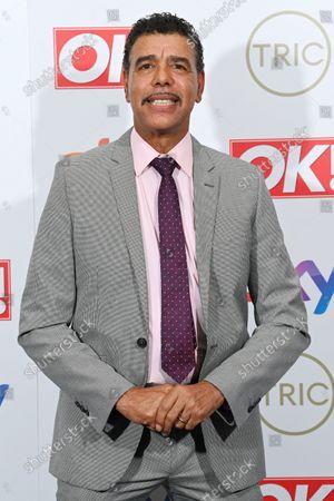 Stock Photo of Chris Kamara
