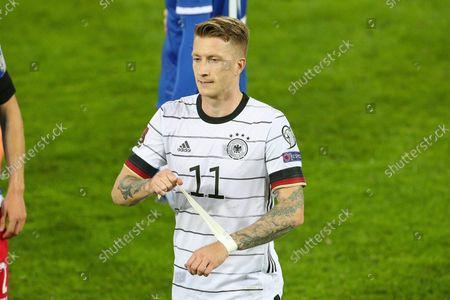 Schlusspfiff, Marco Reus #11 (Germany)