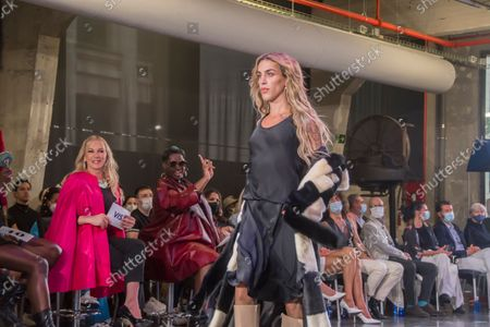 Editorial image of Madrid Fashion Week kicks off with a 'performance' inspired by the New York 'ballroom' scene, Spain - 14 Sep 2021