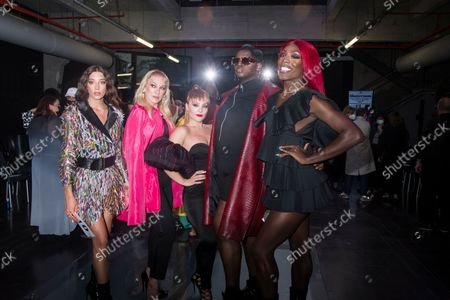 Editorial photo of Madrid Fashion Week kicks off with a 'performance' inspired by the New York 'ballroom' scene, Spain - 14 Sep 2021