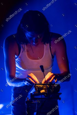 Stock Picture of K. Flay