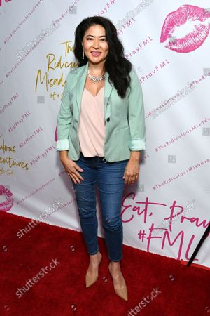 Editorial picture of Launch of 'The Ridiculous Misadventures of a Single Girl', Los Angeles, California, USA - 15 Sep 2021