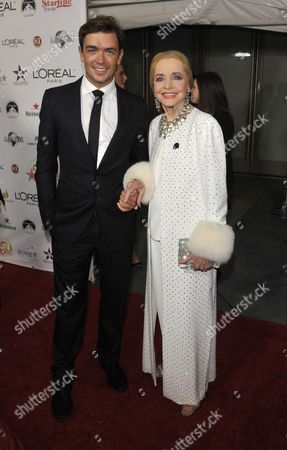 Patty McCormack and guest