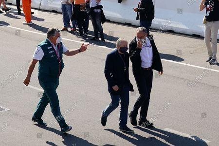 Editorial image of Formula 1 Heineken Dutch Grand Prix 2021, Zandvoort, Netherlands - 04 Sep 2021
