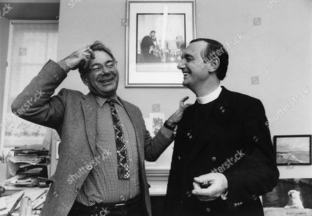 Rabbi Lionel Blue With The Rev Roger Royle