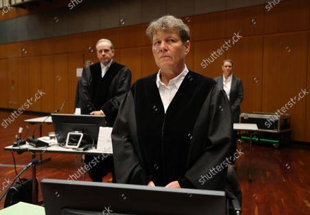 Volkswagen emissions cheating trial, Braunschweig