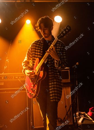 Stock Picture of Pastel Performing On This Feeling Stage At The Isle Of Wight Festival 2021 - Joe Anderson