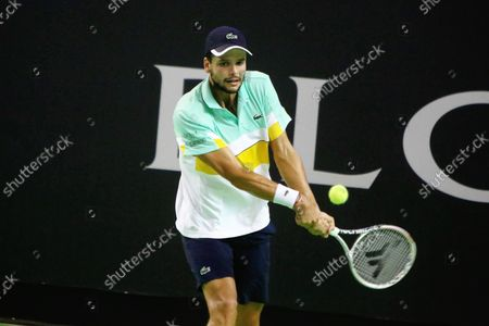 Editorial picture of Tennis Internationals Open de Rennes tournament 2021, Rennes, France - 16 Sep 2021