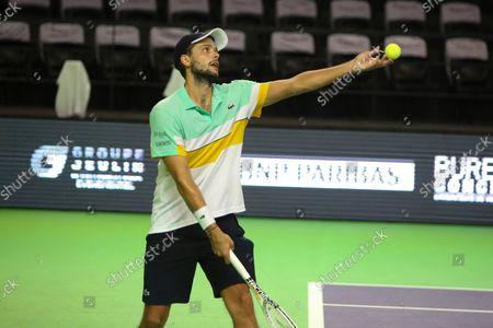 Editorial photo of Tennis Internationals Open de Rennes tournament 2021, Rennes, France - 16 Sep 2021