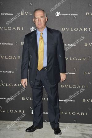 Editorial photo of Bulgari Save the Children Party, Rome, Italy - 03 Nov 2010