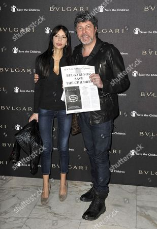 Editorial image of Bulgari Save the Children Party, Rome, Italy - 03 Nov 2010
