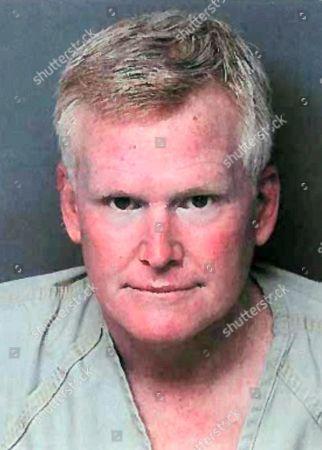 Alex Murdaugh Mug Shot and Trial