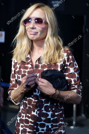 Editorial image of Celebrities at Mercedes-Benz Fashion Week, Madrid, Spain - 16 Sep 2021