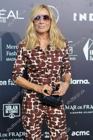 Editorial picture of Celebrities at Mercedes-Benz Fashion Week, Madrid, Spain - 16 Sep 2021