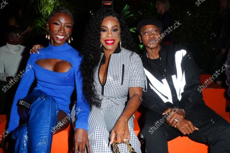 Angelica Ross, Niecy Nash and Jessica Betts