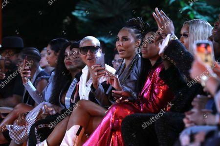 Toni Braxton and Yung Miami