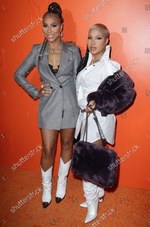 Tamar Braxton and Toni Braxton