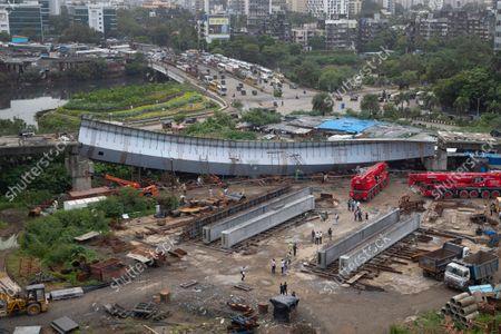 Bridge Collapse, Mumbai