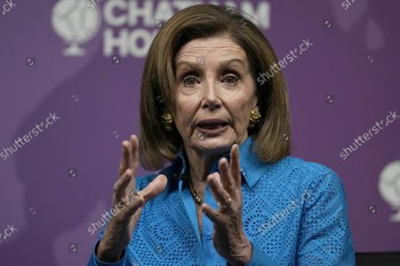 The Speaker of the United States House of Representatives, Nancy Pelosi, visit to London