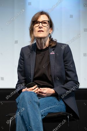 """Stock Picture of Director Joanna Hogg attends a screening for """"The Souvenir"""" at BFI Southbank, part of NFTS's 50th anniversary celebration."""