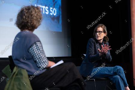 Editorial photo of 'The Souvenir' film screening, BFI Southbank, London, UK - 17 Sep 2021