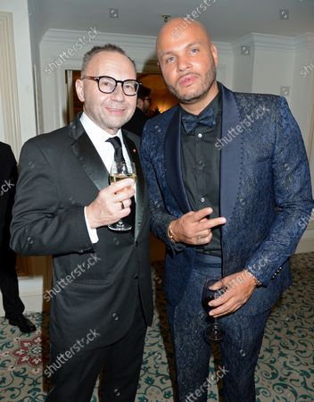 Editorial image of ICON Gala, presented by Buzz Mode, in aid of NHS Charities Together and WellChild, Landmark Hotel, London, UK - 17 Sep 2021