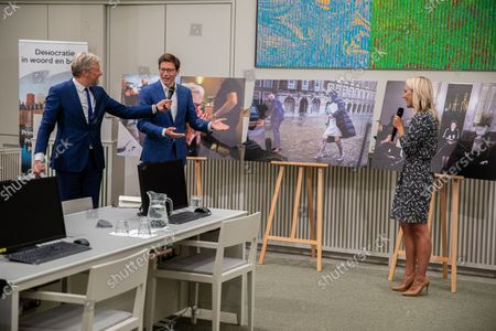 Bart Maat will be awarded the PrinsjesPhoto Prize 2021 by jury chairman Vincent Mentzel. The prize for the best political photo of the year is organized every year by Democracy in Word and Image.