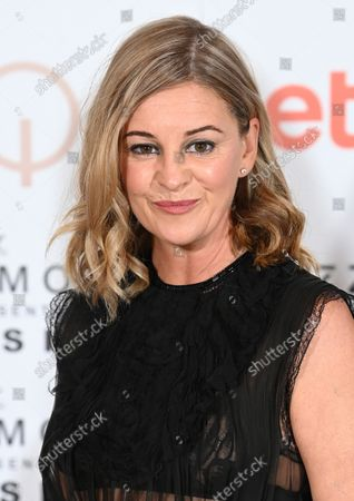 Editorial photo of The Icon Ball in aid of NHS Charities Together and Well Child, Landmark Hotel, London, UK - 17 Sep 2021