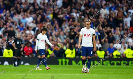 Editorial photo of Tottenham Hotspur v Chelsea, Premier League, Football, Tottenham Hotspur Stadium, London, UK - 19 Sep 2021