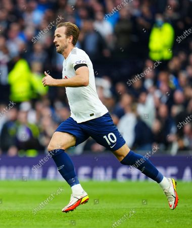 Stock Picture of Harry Kane of Tottenham Hotspur