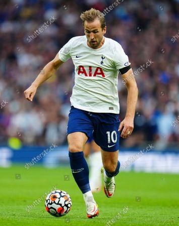 Editorial image of Tottenham Hotspur v Chelsea, Premier League, Football, Tottenham Hotspur Stadium, London, UK - 19 Sep 2021