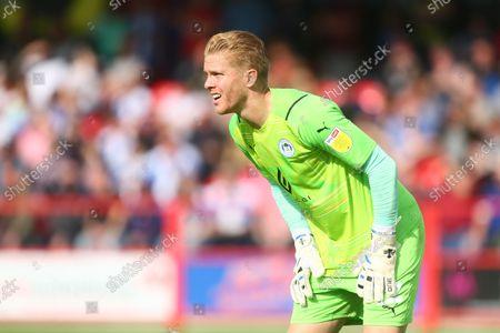 Wigan's Ben Amos