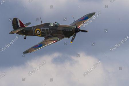The Battle of Britain air show, IWM Duxford