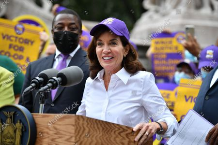 Governor Hochul press conference, New York
