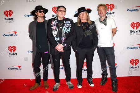 Editorial photo of iHeartRadio Music Festival, Red Carpet, T-Mobile Arena, Las Vegas, USA - 17 Sep 2021