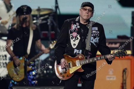 Editorial picture of iHeartRadio Music Festival, Las Vegas, United States - 17 Sep 2021