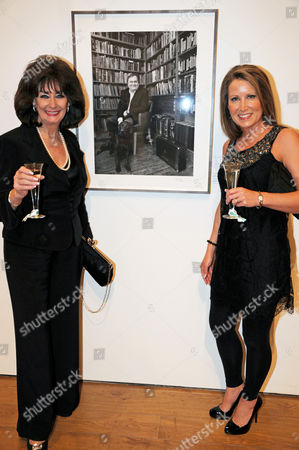 Editorial picture of Adrian Houston's 'Amazing Partnerships' exhibition of stars with their dogs, London, Britain - 4 Nov 2010