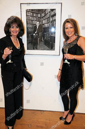 Pauline Prescott and Ashlie Prescott