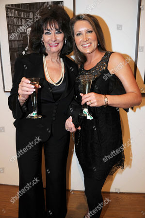 Editorial image of Adrian Houston's 'Amazing Partnerships' exhibition of stars with their dogs, London, Britain - 4 Nov 2010