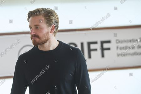 Stock Image of Jack Lowden